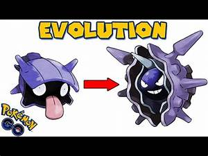 Evolving SHELLDER to CLOYSTER (POKEMON GO EVOLUTION) - YouTube