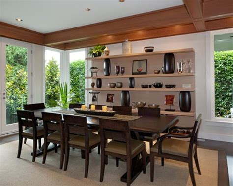 Dining Room Shelves Home Design Ideas, Pictures, Remodel