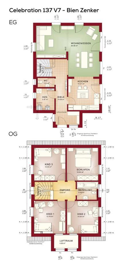 Grundriss Rechteckiges Haus by Modernen Bungalow Auf Musterhaus Net Entdecken Inside Haus