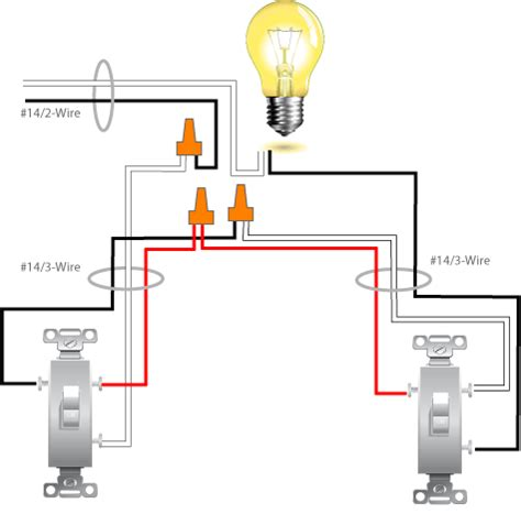 Electrical How Convert Light Circuit With