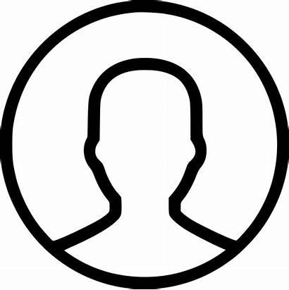 Icon Profile User Avatar Svg Onlinewebfonts