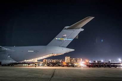 Afghanistan Crews Realign Help Globemaster Iii Equipment