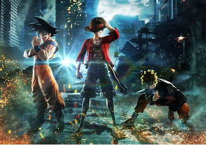 Jump Force Resolution Form Wallpaperpure Specific Below