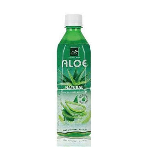 Taiwan Tropical - Aloe Vera Juice Drink (Natural & Fresh ...