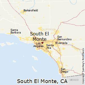 places    south el monte california