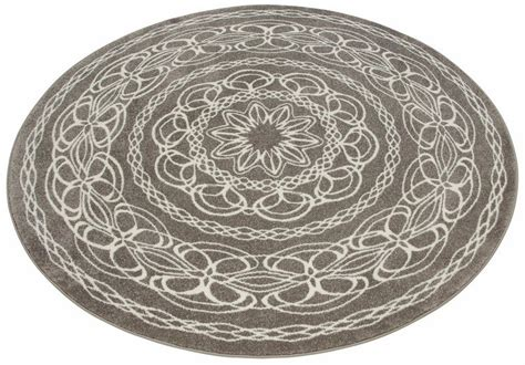 teppich salome home affaire collection rund hoehe