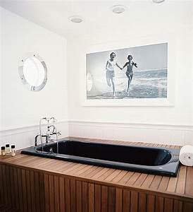 Badewanne Mit Holzverkleidung : 20 moderne badewannen f r ein entspannendes wohlf hlerlebnis ~ Sanjose-hotels-ca.com Haus und Dekorationen