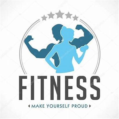 Fitness Woman Fat Workout Gym Loss Strong