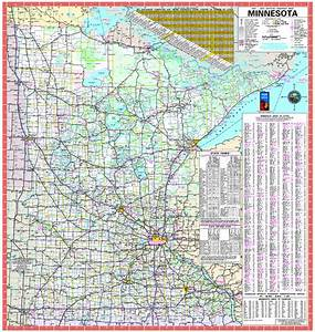 Road Maps  Minnesota And Maps On Pinterest