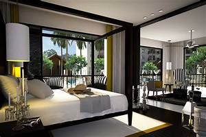 Exciting, Model, Homes, Decorating, Ideas, Apartment, Design, With, Attractive, Dark, Futuristic, Bedroom