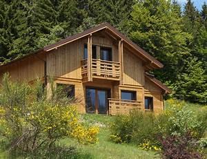 Chalet traditionnel vosgien Nos chalets en bois 88 Vosges
