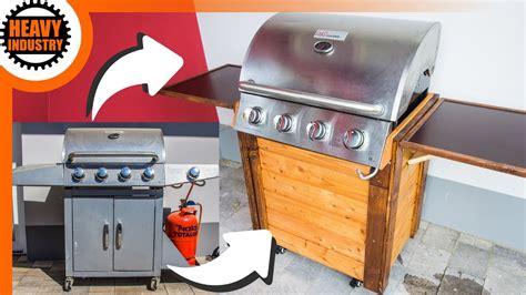 tisch f 252 r grill selber bauen wohn design