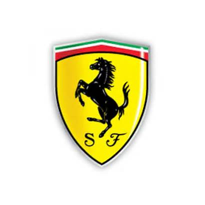 Ferrari Vector Emblem Ai Scuderia Svg Brand