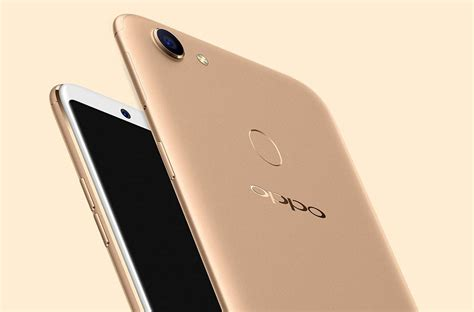 Oppo F5 Debuts Officially With Fullscreen Fhd+, Facial
