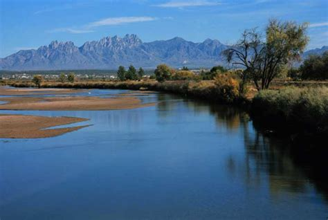 Govt Grabbing Water Again: Sues New Mexico for Water Rights