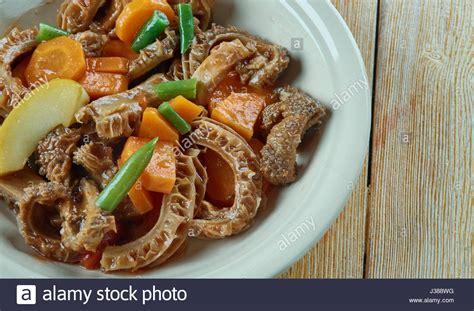 cuisine a la mode tripes a la mode de caen traditional dish of the cuisine