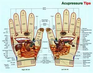 Acupressure Tips
