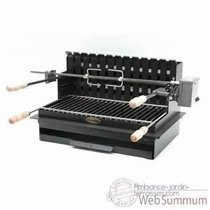 Barbecue A Poser : barbecues poser ou encastrer dans barbecues sur ambiance ~ Melissatoandfro.com Idées de Décoration