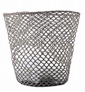 Corbeille Au Crochet : diy une corbeille au crochet customis e ~ Preciouscoupons.com Idées de Décoration