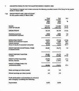Small Business Income Statement Template Simple Income Statement 12 Free Pdf Word Documents