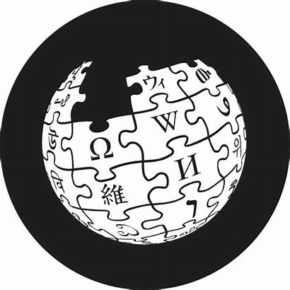 Wikipedia Puzzle Icon Earth Vector Icons Logotype