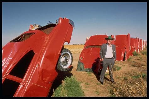 The Many Colors Of The Cadillac Ranch. » Route 66 Artist