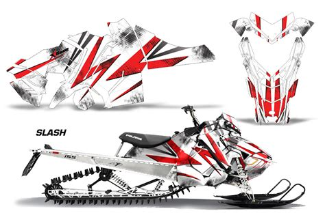 Polaris 2015-2016 Axys SnowMobile Sled Graphic decal