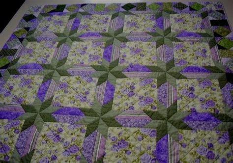 purple and green quilt purple and green quilt