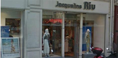 jacqueline riu siege les magasins de vêtements armand thiery prennent le