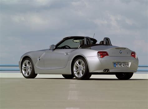Bmw Z4 Roadster (2003  2008) Features, Equipment And