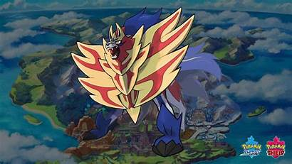 Zamazenta Pokemon Shield Sword Wallpapers Desktop Catwithmonocle