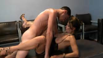 Busty Lady Is Fucking A Young Guy Movie Mimi Moore