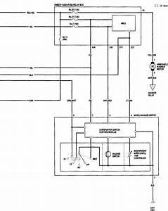 Skoda Fabium Wiper Wiring Diagram