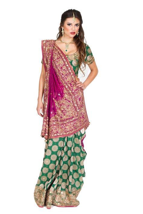 saree drape gujarati bridal saree draping styles saree guide