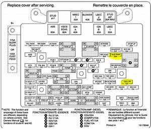 Hummer H2 Air Conditioning Parts Diagram