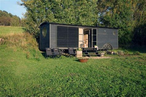 sq ft maringotka modern wagon tiny house
