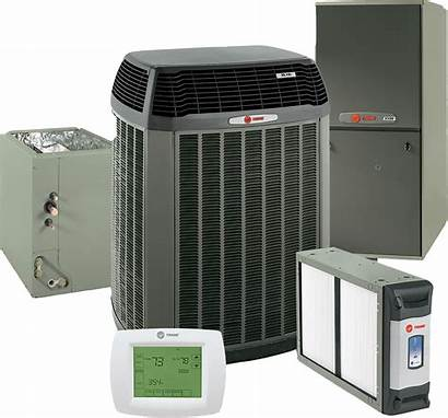 Trane Hvac Cooling Furnaces Gas Systems Partners