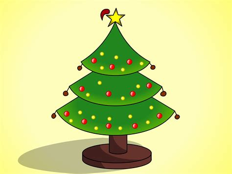 xmas tree picture  drawing merry christmas