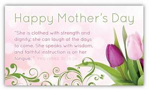 Mother's Day Blessings!
