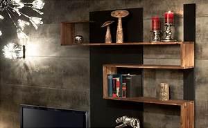 Möbel Dunkles Holz : tv m bel holz selber bauen ~ Michelbontemps.com Haus und Dekorationen