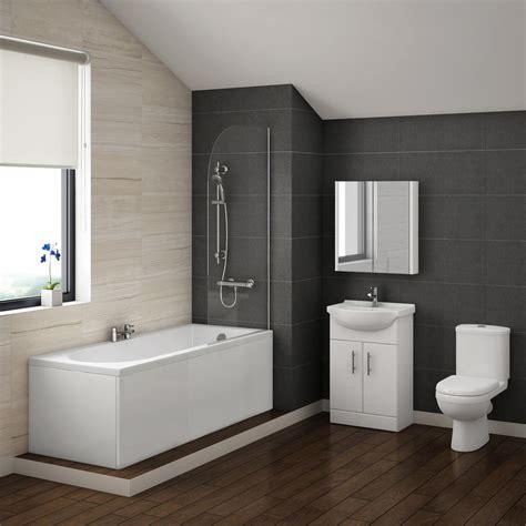 alaska vanity bathroom suite  mm bath victorian