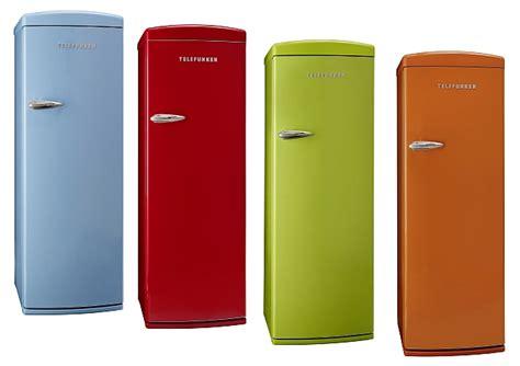 Retro Kühlschrank Mit Gefrierfach by Telefunken Tfk043f K 252 Hl Gefrier Kombination Retro