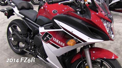 2014 Yamaha Fz6r Walk Around Video