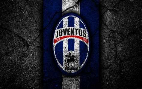 Download wallpapers 4k, Juventus Bucuresti FC, logo ...