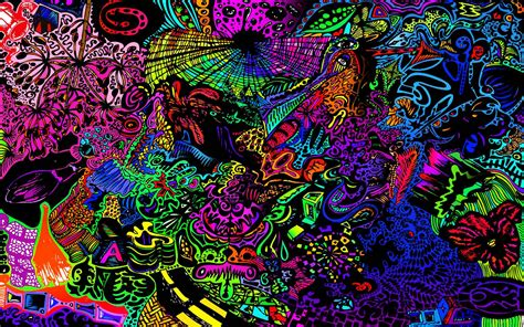 Psychedelic Art Wallpapers