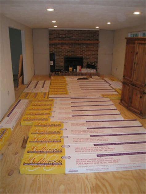 hardwood acclimation acclimating bamboo flooring gurus floor