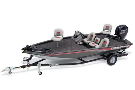 Bass Tracker Boat Trailer Specs by Tracker Boats Bass Panfish Boats 2018 Pro Team 195