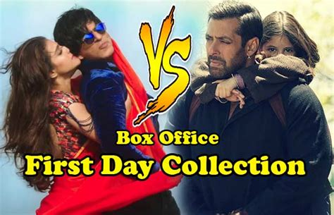 Box Office First Day Collection Shah Rukh Khan's Dilwale