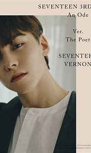 SEVENTEEN's Vernon Went From 18 To 22 Without Aging At All ...