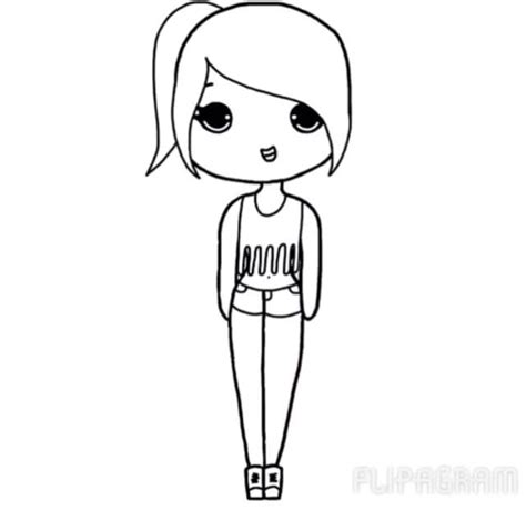 chibi template coloured 269 best chibi images on pinterest ha ha kitty cats and